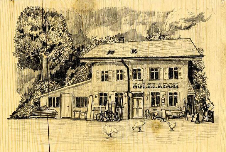 Schreinerei Holzlabor Bern