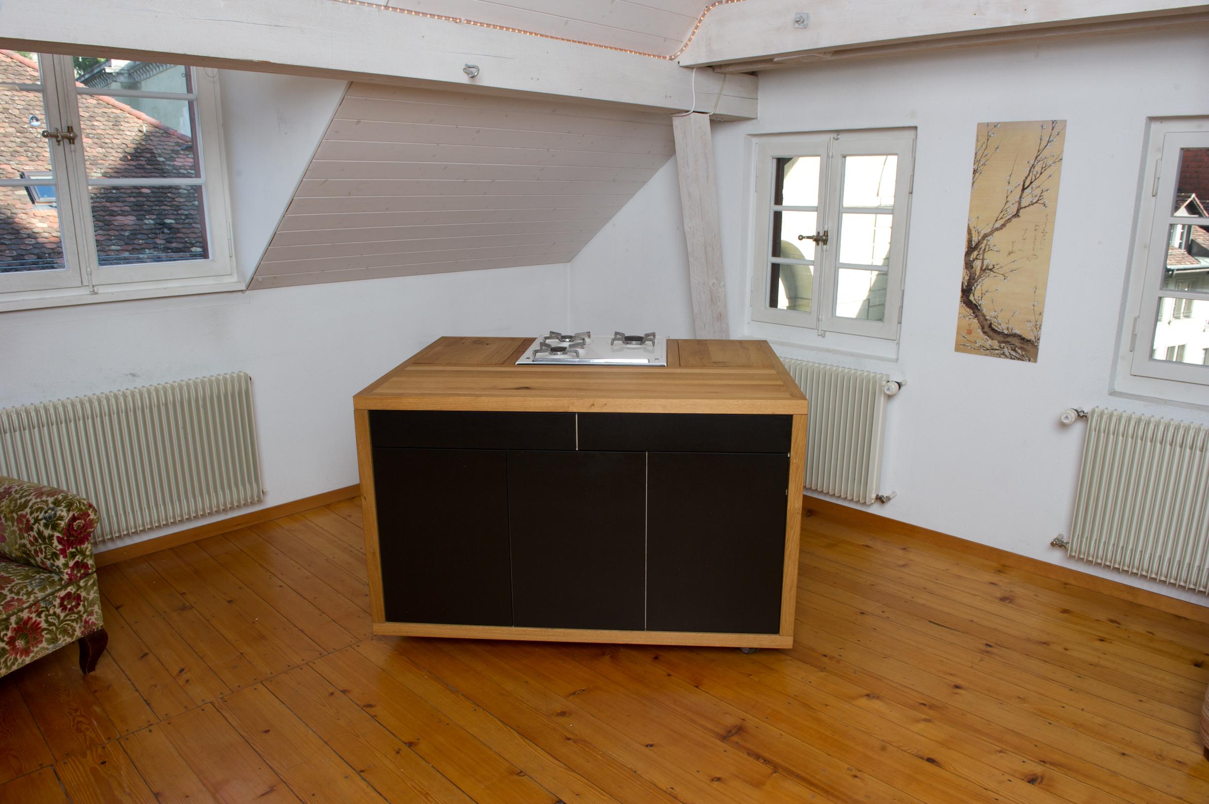 Kochinsel | Schreinerei Holzlabor Bern