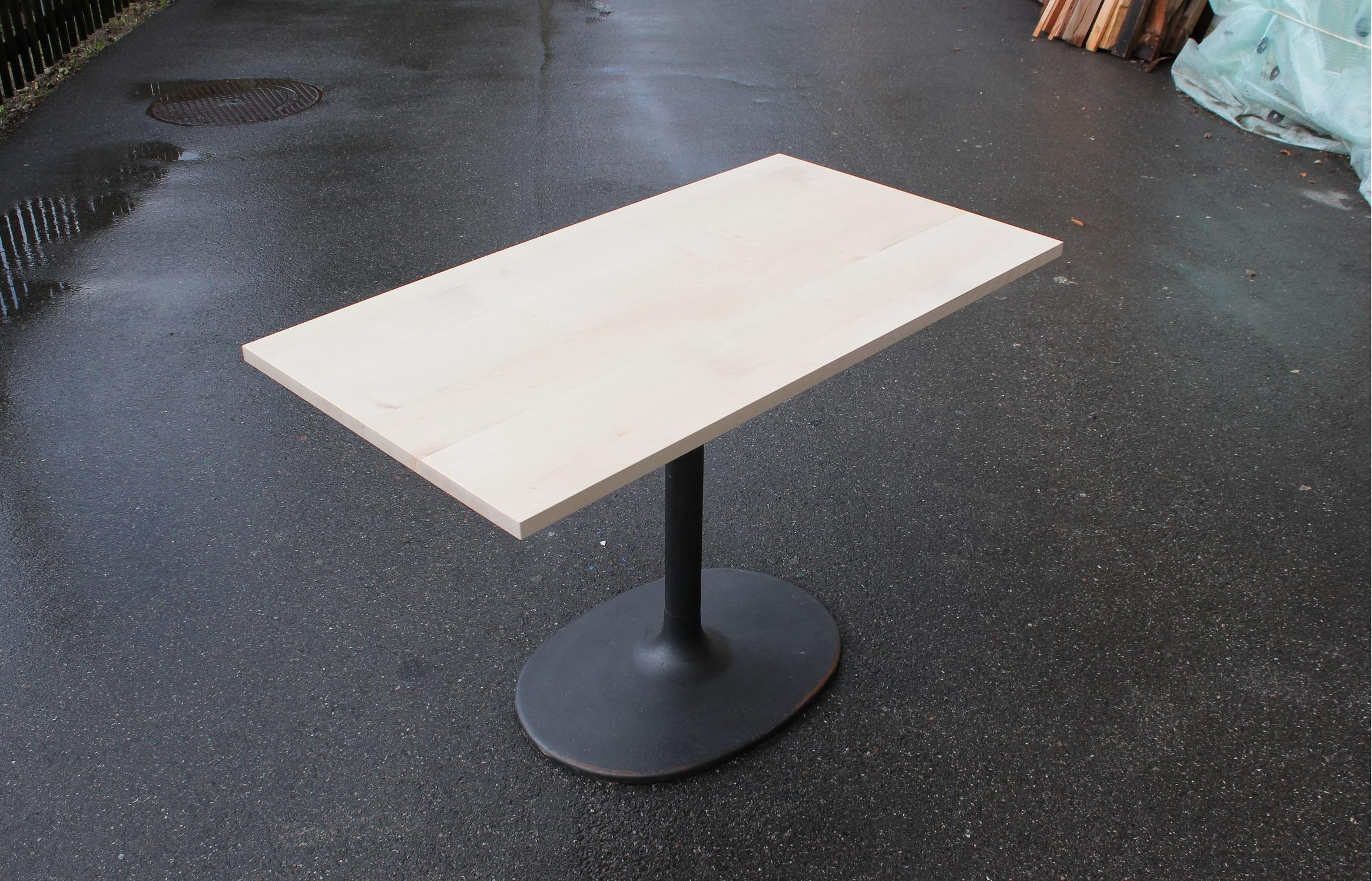 Tisch Rund Ahorn Hell ~ Ahorntisch  Schreinerei Holzlabor Bern