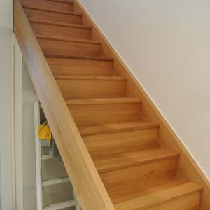 treppe eiche