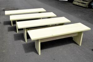 Sitzbänke für ZAR