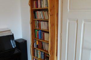 Büchergestell Eibe